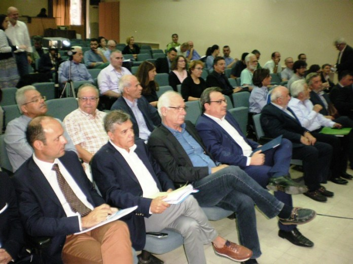 Ημερίδα Διαβούλευσης Αναθεώρησης Σχεδίου Διαχείρισης ΥΔ Θεσσαλίας