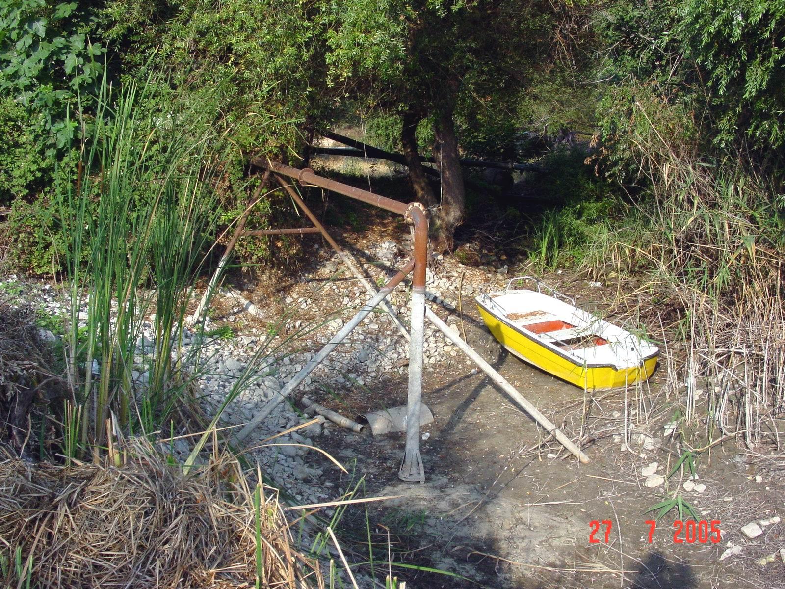 Λειψυδρία : Πηγές Μάτι Τυρνάβου - Λίμνη Αργυροπουλίου